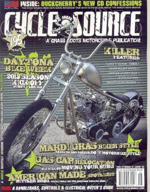 Cycle Source Magazine - Issue 2013-06 June 2013