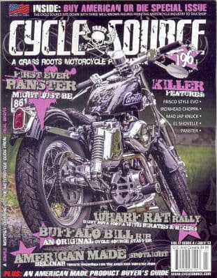 Cycle Source Magazine - Issue 2013-07 July 2013