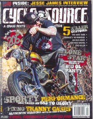 Cycle Source Magazine - Issue 2014-04 April 2014