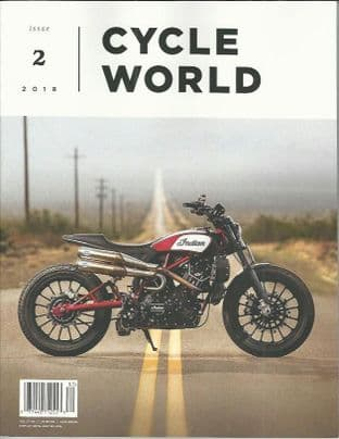 Cycle World Magazine - 2018-02
