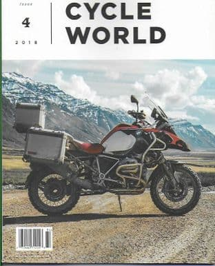 Cycle World Magazine - 2018-04