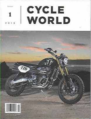 Cycle World Magazine - 2019-01
