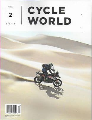 Cycle World Magazine - 2019-02