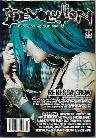 Devolution Magazine - Issue 44