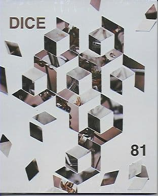 Dice Magazine Discounted Set - 10 Issues Nos.72-81 inclusive
