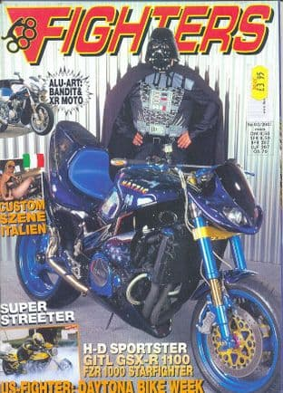 Fighters Magazine - Issue 2001-03 March 2001