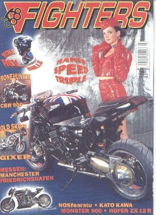 Fighters Magazine - Issue 2002-03 March 2002