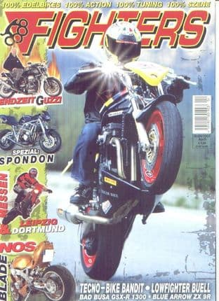 Fighters Magazine - Issue 2003-04 April 2003
