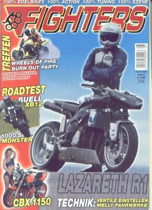 Fighters Magazine - Issue 2003-08 August 2003