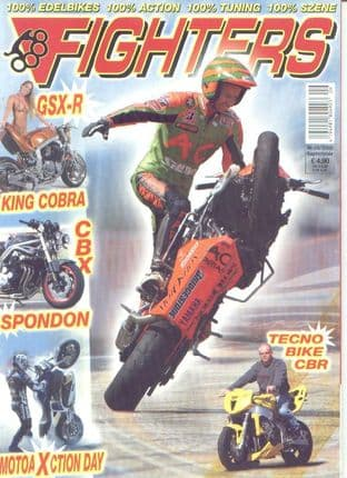 Fighters Magazine - Issue 2003-09 September 2003