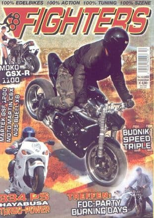 Fighters Magazine - Issue 2004-12 December 2004