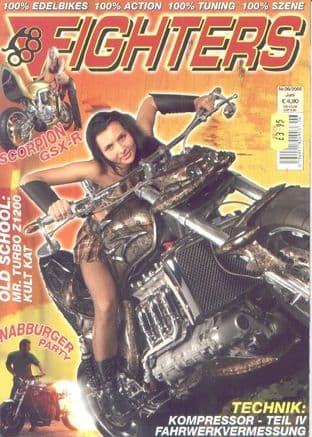 Fighters Magazine - Issue 2005-06 June 2005