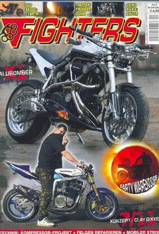 Fighters Magazine - Issue 2007-04 April 2007
