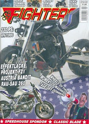 Fighters Magazine - Issue 2007-09 September 2007