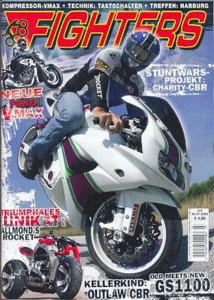 Fighters Magazine - Issue 2008-07 July 2008