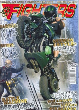 Fighters Magazine - Issue 2008-10 October 2008