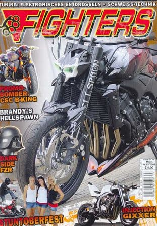 Fighters Magazine - Issue 2009-03 March 2009