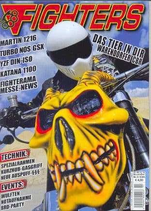 Fighters Magazine - Issue 2009-11 November 2009