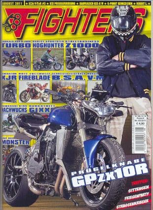Fighters Magazine - Issue 2011-08 August 2011