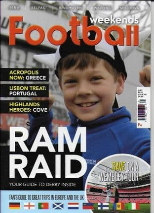 Football Weekends Magazine - Issue 46 / July 2019