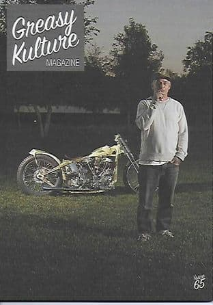 Greasy Kulture Magazine Discounted Set - 10 Issues Nos.56-65 inclusive