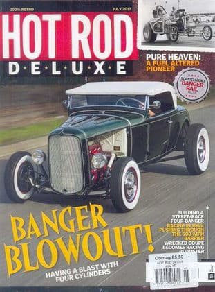 Hot Rod Deluxe Magazine - Issue 2017-07 July 2017