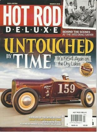 Hot Rod Deluxe Magazine - Issue 2018-03 March 2018