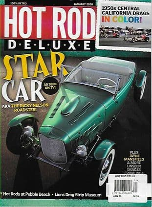 Hot Rod Deluxe Magazine - Issue 2020 -1  January 2020
