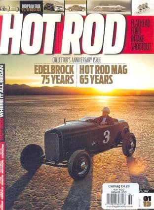 Hot Rod Magazine - Issue 2013-01 January 2013