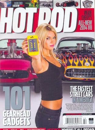 Hot Rod Magazine - Issue 2013-02 February 2013