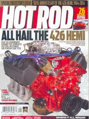 Hot Rod Magazine - Issue 2014-04 April 2014