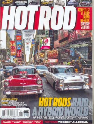 Hot Rod Magazine - Issue 2014-05 May 2014