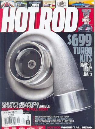 Hot Rod Magazine - Issue 2016-12 December 2016