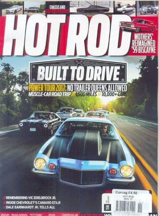 Hot Rod Magazine - Issue 2017-11 November 2017