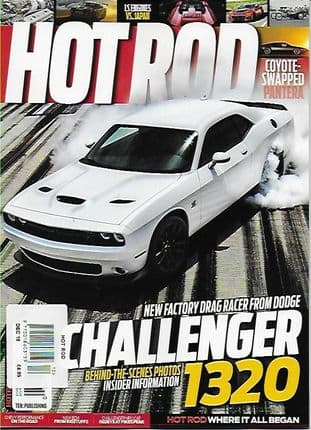 Hot Rod Magazine - Issue 2018-12 December 2018