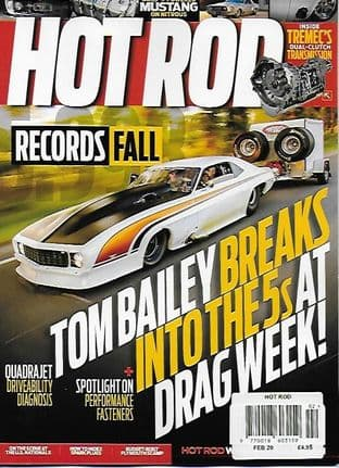 Hot Rod Magazine - Issue 2020 - 02  February 2020