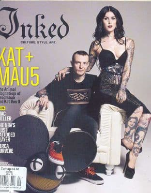 Inked Magazine - 2013-01 January 2013