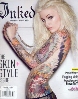 Inked Magazine - 2013-03 March 2013