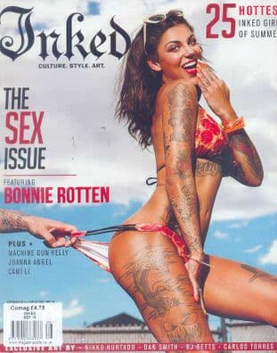Inked Magazine - 2015-09 September 2015