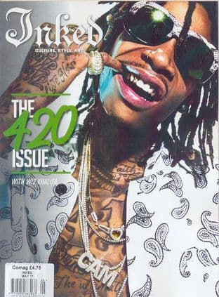 Inked Magazine - 2017-05 May 2017
