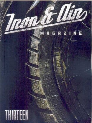 Iron & Air Magazine - Issue 13