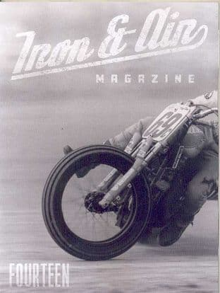 Iron & Air Magazine - Issue 14