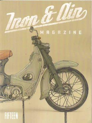 Iron & Air Magazine - Issue 15