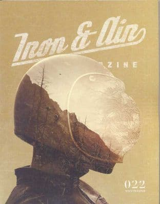 Iron & Air Magazine - Issue 22