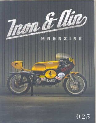 Iron & Air Magazine - Issue 25
