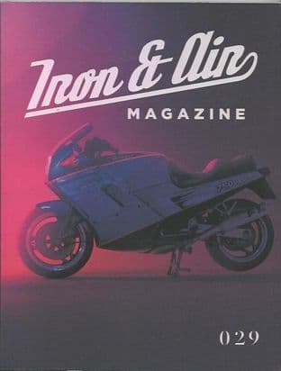 Iron & Air Magazine - Issue 29