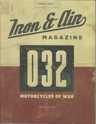 Iron & Air Magazine - Issue 32
