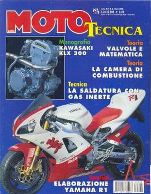 Moto Tecnica Magazine - Issue 1999-03 March 1999