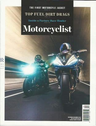 Motorcyclist Magazine - 2017-11/12 N/December 2017
