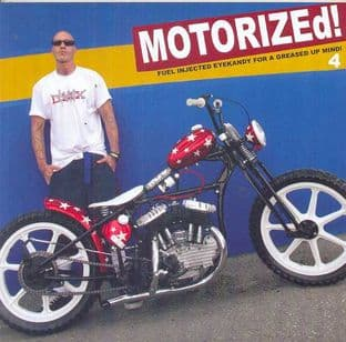 Motorized Magazine - Issue 4